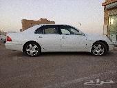 لكزس سعودي 2002