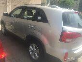 سيارة كيا سرينتو للبيع قسط او كاش