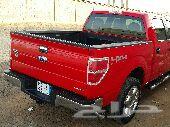 للبيع F150 2013 XLT غمارتين  احمر قصير