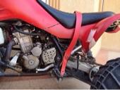 للبيع دباب سوزوكي 2007 مرشوش احمر