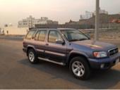 باثفايندر 2002 للبيع جده