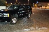 تاهو 2013 LT للمستخدم ( تشغيل عن بعد  حساسات  دبل كامرا ) مع لوحة مميزة وارد التوكيلات السعوديه