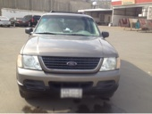 Ford Explorer 4WD 2002