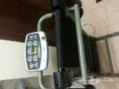 جهاز سير عشرسرعات  وقياس النبض وحساب كم كيلو مشيت