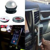 مثبت الجوال المغناطيسي على طبلون السيارة الأصلي (3M ) ب60 ريال و توصيل مجانا