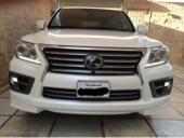 للبيع لكزس LX 570 سعودي 2013