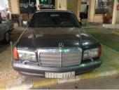 مرسيدس 560 -الرياض - الشفا