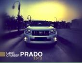 برادو 2012 للبيع نظيف في الرياض