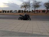 للتنازل دباب كوزاكي ZX6R - 2012 - اسود