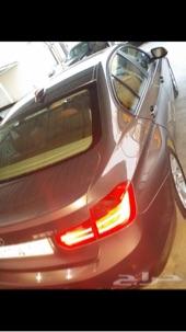 BMW  320i - 2012