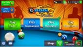 بيع حساب 8 ball pool