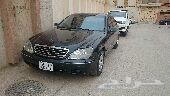 للبيع مرسيدس S500 موديل 2002