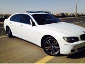 للبيع BMW 750 فل كامل نظيف عالشرط موديل 2006