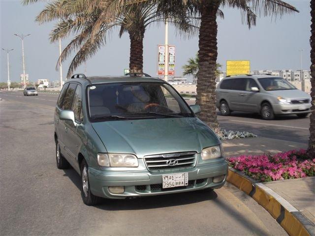 2005،HYUNDAI Trajet 2005