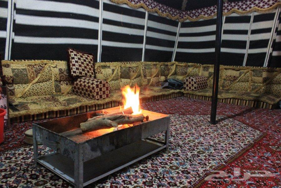 مخيم ليالي العاذرية للإيجار اليومي