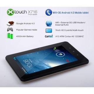 جهاز تابلت اكس تاتش X716