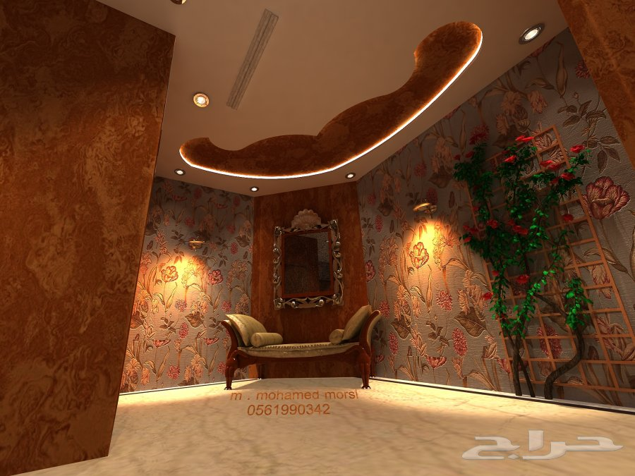 - House decoration image ...